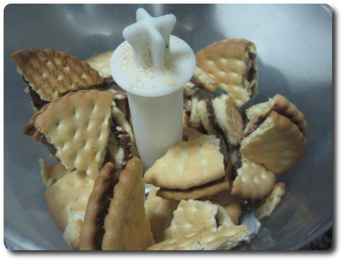 Bizcocho de galletas